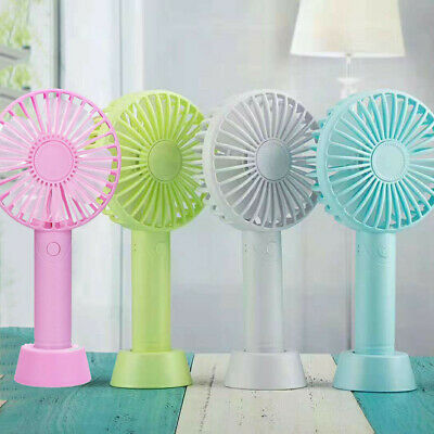 Mini Handheld Desk Fan With Sweet Fume&Adjustable speed for Home And Travel