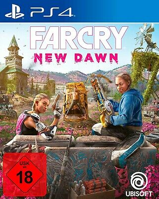 Ps4 - Far Cry: New Dawn - Sehr Guter Zustand