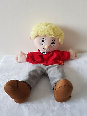 Perfect Peter Hand Puppet Tell A Tale Puppets - Horrid Henry Character