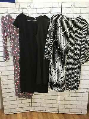 Bundle  Bargain 4 Womens Lovely Hobbs Zara Phase Eight H&M Dresses Size 10