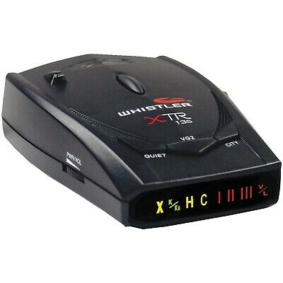 Laser & Camera Radar Detector Cop Car Police Scanner Kit 360 Degree Coverage