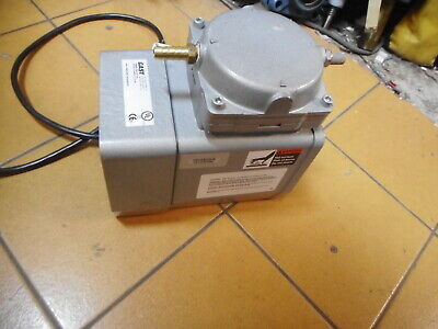 Gast DOA Series -- Oilless Diaphragm Vacuum Pump -- 115VAC Supply -- DOA-P701-AA