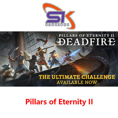 PILLARS OF ETERNITY II: Deadfire - Obsidian Collector's Edition (PC