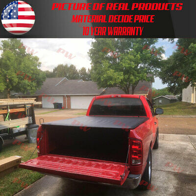 Excl Raptor Tyger T3 Tri Fold Tonneau Cover For 2009 2014 Ford F 150 5 5ft