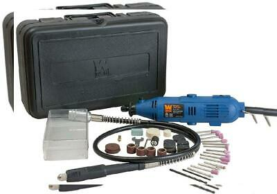 WEN 2305 Rotary Tool Kit with Flex Shaft Multi