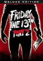 Friday the 13th - Part 2 (DVD, 2009, Deluxe Edition, Canadian)