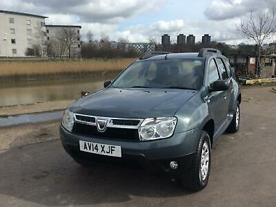Dacia Duster 1.5dCi 110 ( 107bhp ) Ambiance ONE OWNER Drives and looks supurb!!!