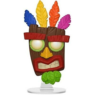 Funko – Crash Bandicoot S2: Aku Aku Pop! Vinyl /toys