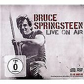 Bruce Springsteen - Live on Air ( CD + DVD 2010 ) NEW / SEALED