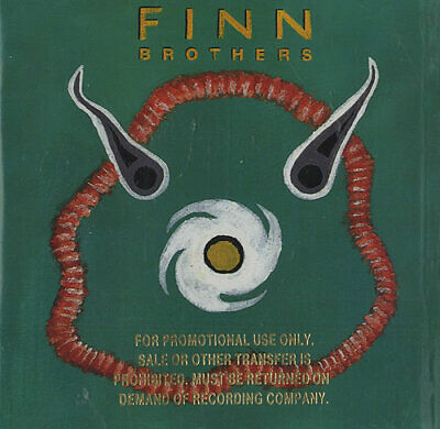 Finn Brothers CD album (CDLP) Finn Brothers USA promo 77043-2/4 DISCOVERY 1995