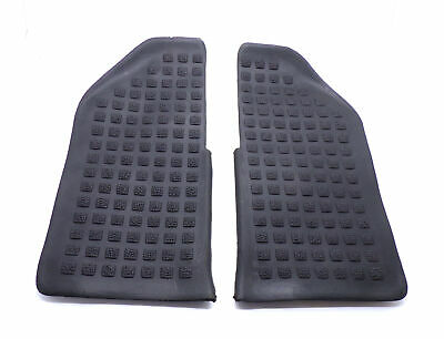 (PAIR) VW T25 T3 Wheel Arch Cab Step Mat Rubbers (OEM Quality Product)