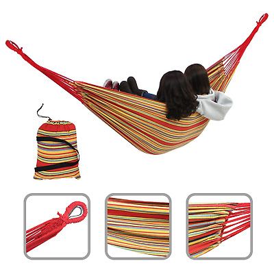 Todeco - Hammock, Hanging Bed - Capacity: For 2 people - Hammock material: -