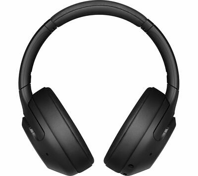 SONY EXTRA BASS WH-XB900N Wireless Bluetooth Noise-Cancelling Headphones - Black