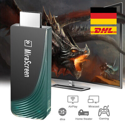WiFi Display Dongle Adapter 1080P HDMI Miracast DLNA AirPlay TV Mirroring AH620