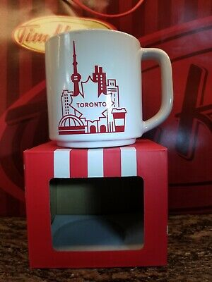 Tim Hortons Travellers Collection Mug 2019