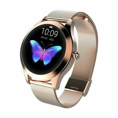 KW10 Women Smart Watch Heart Rate Waterproof Fitness Smartwatch For Android iOS%