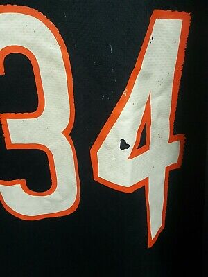 official photos 653ed 3beed MITCHELL & NESS NFL Chicago Bears Walter Payton 34 Throwback ...