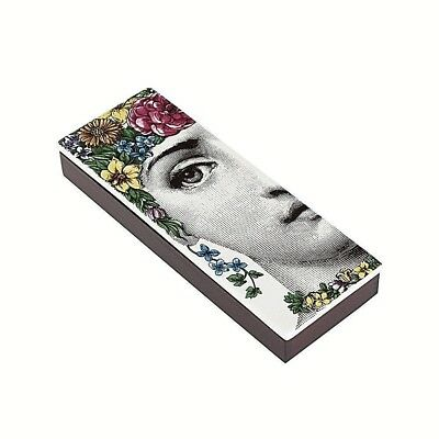 Fornasetti Milano Flora Incense Hand Made Ceramic 80 Sticks New Sealed In Box