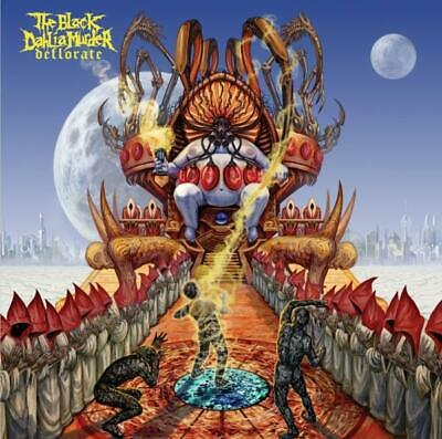 The Black Dahlia Murder - Deflorate CD Metal Blad NEW