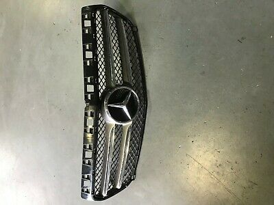 Mercedes a class front radiator grill