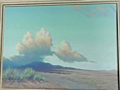 Charles R Williams 1877-1950 Oil Painting California USA