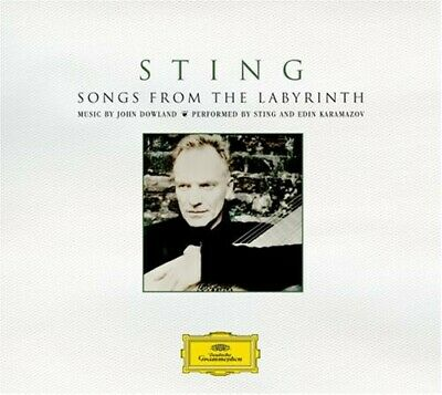Sting - Songs From The Labyrinth (Asia/Australia 2008 Tour [CD New]