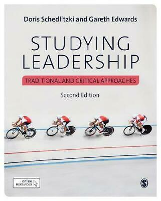 Etudier Leadership : Traditionnel et Critical Approches par Edwards, Gareth, Sch