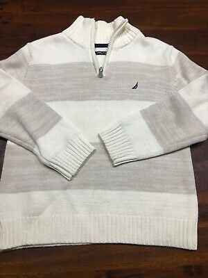 Nautica Jumper Boys Size 4 As New