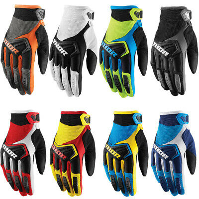 Thor Spectrum Glove Cycling Motocross Motorcycle Racing Sport Gloves KTM TLD FOX