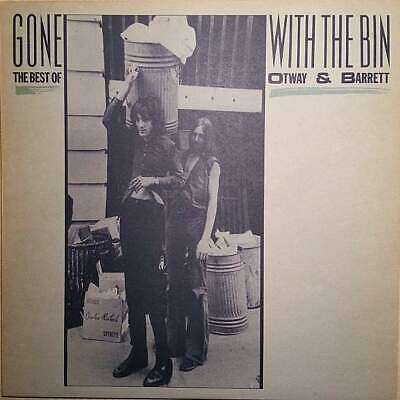 John Otway & Wild Willy Barrett Gone With The Bin - The Best Of Otway And Barret