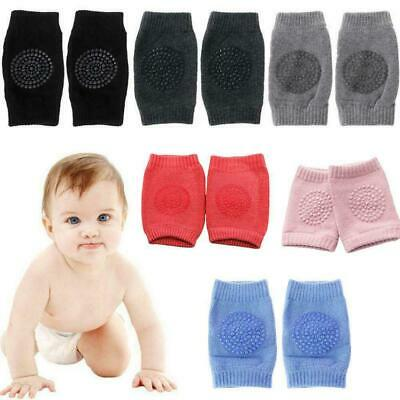 Cosy Baby Crawling Soft Knee Pads Safety Non-slip Walking Elbow Leg Protect G5J0