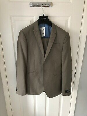 "Marks And Spencer Suit 38"" Jacket With 2 Pairs Of 32""/33""Trousers BNWT"