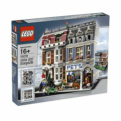 LEGO Creator (10218) The Pet Shop (Brand New & Factory Sealed) Retired Set