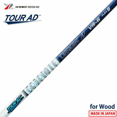 from JAPAN GRAPHITE DESIGN GOLF JAPAN Tour AD VR VR-5 R1 for WOOD TW ISHIKAWA