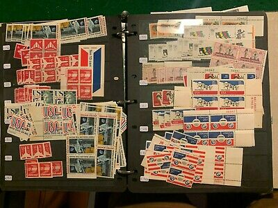 $1 face value of US AIR MAIL stamps - C32-C150 - all MNH