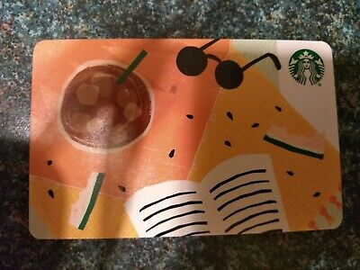 Collectable Starbucks Sunglasses  Gift Card 6168..No Monatary Value