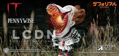 Stephen King It ça Defo-Real Series Pennywise Scary Light Up star Ace SA6006
