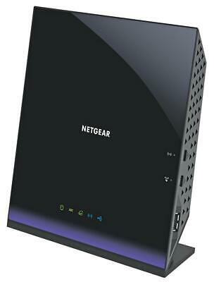 Netgear D6400-100UKS Ac1600 Wireless Adsl/vdsl Dual Band Gigabit Modem Router