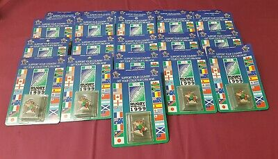 IRB Rugby World Cup 1999 Collector's Pin Job Lot