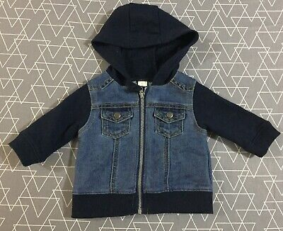 Dymples 000 Baby Boys Jacket 0-3 Months