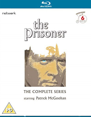 The Prisoner: The Complete Series (Uk Import) Blu-Ray New