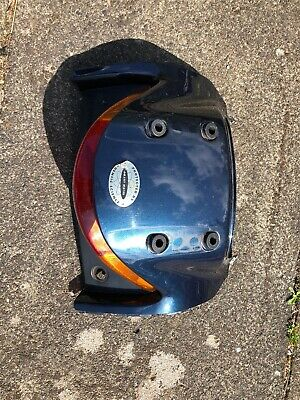 Honda Nt650 Deauville Rear Light And Tail