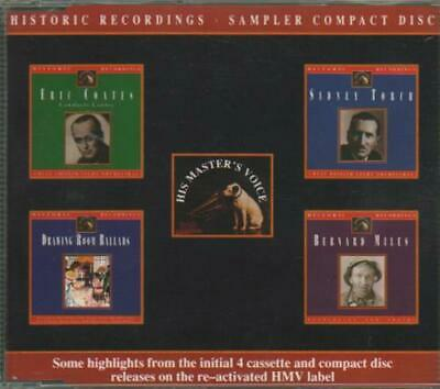 Various-Easy Listening Historic Recordings - Samp... CD  (CDLP) UK promo
