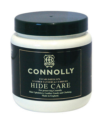 Connolly Hide Care Leather Conditioner Softener Saddle Bridle Car Seats 284ML
