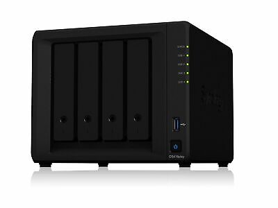 Synology DS418play NAS Disk Station 4-bay 2GB DDR3L Diskless