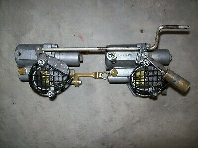 MERCURY FORCE OUTBOARD 150hp Carbs, Carburetors, With Base