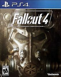 Fallout 4 (Sony PlayStation 4, 2015) - Used