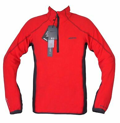 Musto Hommes 100/% Polaire Pull arctec 160 Carbone Voile-Pull