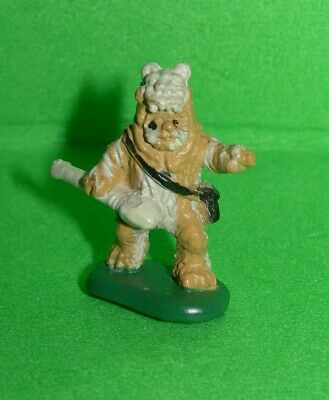 Star Wars ROTJ Micro Machines EWOK Logray Medicine Man Endor Figure