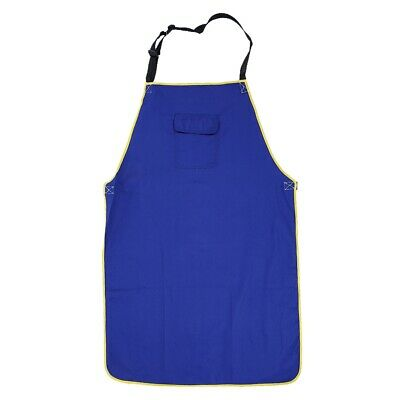 Work Apron Welding Safety Apron Durable Fire Resistant Flame Retardant ForWorker